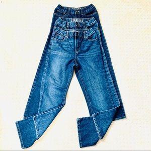 (3) Boys Jeans